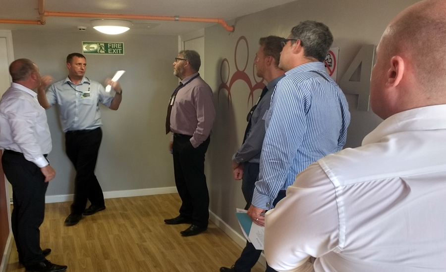 Delegates-from-UK-housing-associations-and-local-authorities-learn-about-retrospective-fire-sprinkler-protection-for-residents-from-Protect24-2