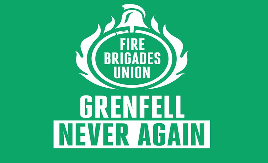 The-Fire-Brigade-Union-have-launched-the-Grenfell-Never-Again-campaign-in-conjuction-with-The-Mirror